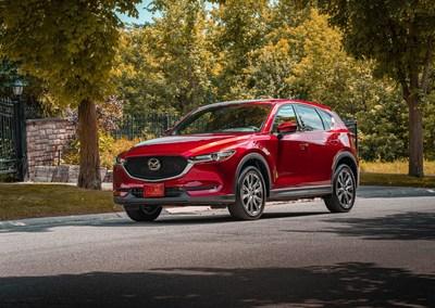 2019 Mazda CX-5 Skyactiv-D (CNW Group/Mazda Canada Inc.)