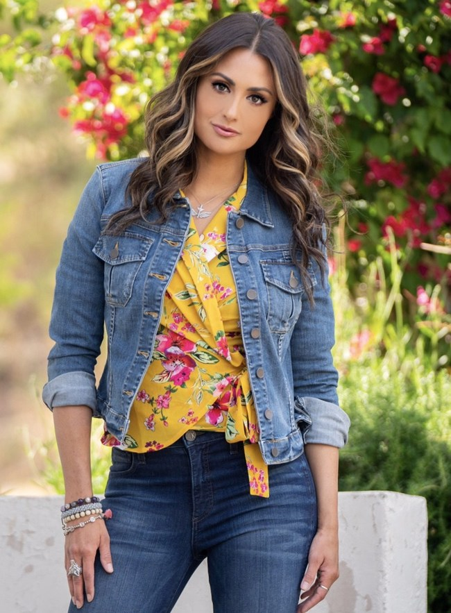 Katie Cleary's Nonprofit Peace 4 Animals Partners With Eco-Friendly Lifestyle Brand Kut From The Kloth On Signature New Jeans That Raise Awareness To Save Endangered Species