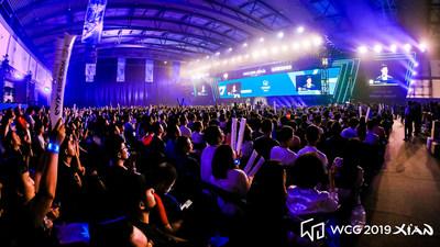WCG 2019 de Xi'an se tiendra au Centre international des congrès et des expositions Qujiang du 18 au 21 juillet
