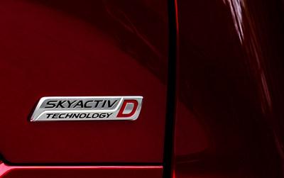 2019 Mazda CX-5 Skyactiv-D (Groupe CNW/Mazda Canada Inc.)