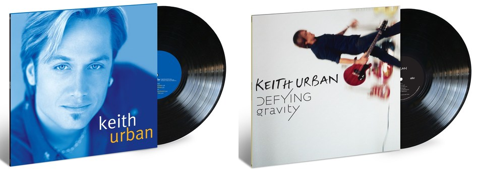 "As country superstar and 2019 CMA and ACM Entertainer of the Year Keith Urban continues his summer North American ""Graffiti U World Tour,"" two of his acclaimed albums, ""Keith Urban"" and ""Defying Gravity,"" will be released on vinyl on September 13 via Capitol Nashville/UMe."