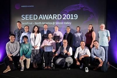 Winners in the North American Semifinal of the SEED AWARD