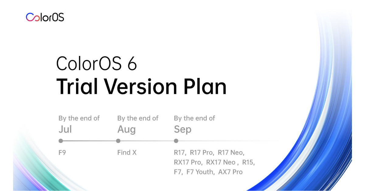 OPPO Launches Android Pie-Based ColorOS 6 Open Trial Version