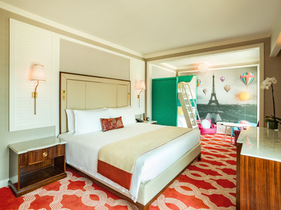 The Parisian Macao – Famille Room