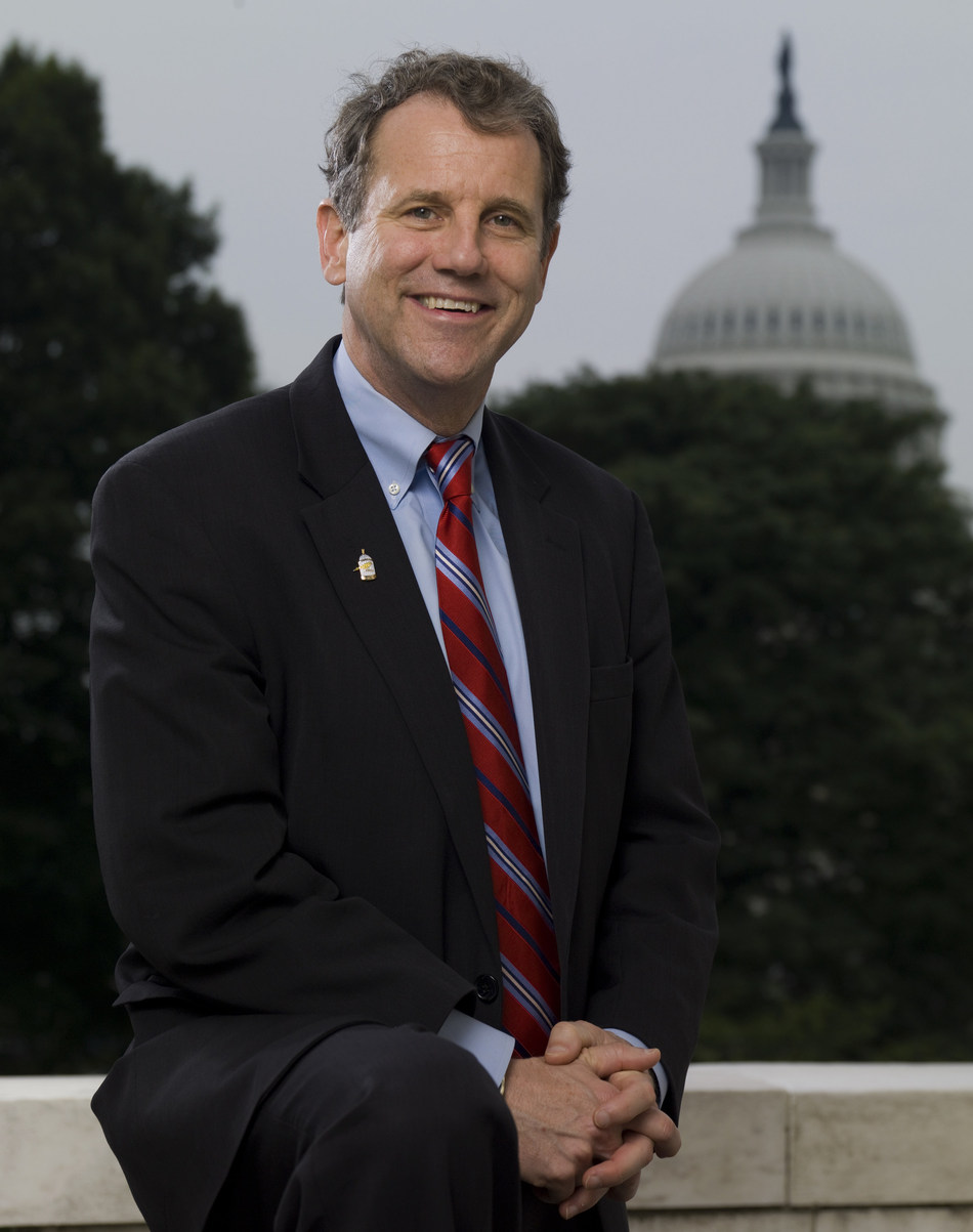 """Sen. Sherrod Brown at National Press Club Headliners Newsmaker July 31, 10:00 am, to Announce New Legislation to Curb Stock Buybacks and Provide a """"Dividend"""" to Workers"""