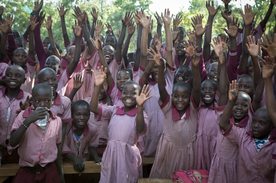 LifeStraw's Give Back Program delivers safe drinking water and health education to school children around the world.