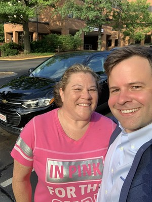 Twitter Philanthropist Bill Pulte Makes Good on Promise to President Trump and Gives $30,000 to Recently Homeless Nashville Veteran