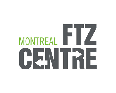 Logos of the new Foreign Trade Zone Center. (CNW Group/Metropolitan Cluster of logistics and transportation in Montreal)