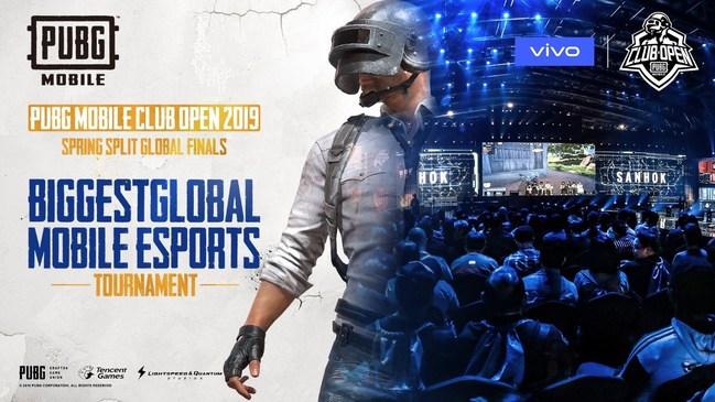 Last Call for Tickets to PUBG MOBILE Club Open 2019 Spring