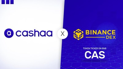 Cashaa Moved to Binance Chain, Offering Free Bank Accounts to Binance Chain Projects