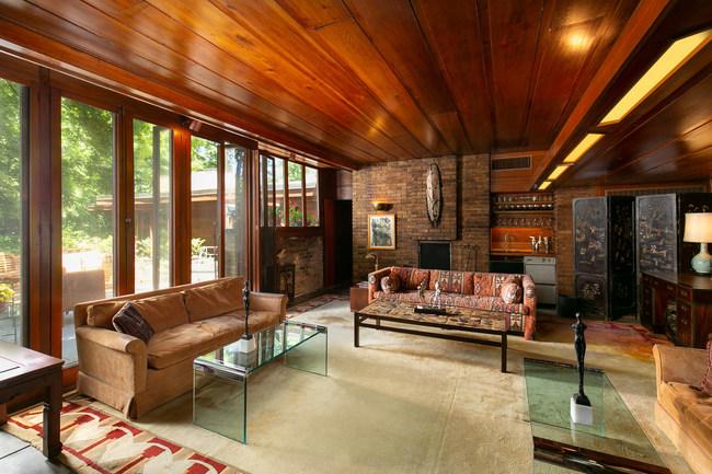 Frank Lloyd Wright S Sondern Adler House Will Be Sold Aug