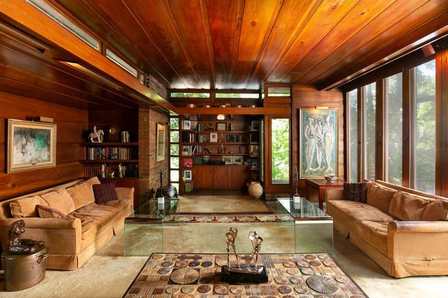 Frank Lloyd Wright's Sondern-Adler House Will Be Sold Aug