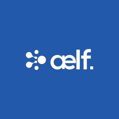 aelf Logo (PRNewsfoto/aelf)