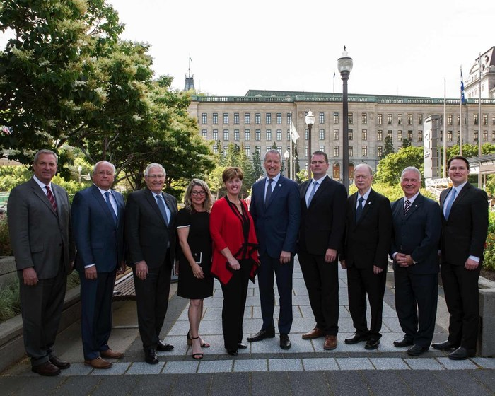 Canada's federal, provincial and territorial Ministers of Agriculture held their annual meeting in Quebec City from July 18-19, where they discussed the growth and continued prosperity of the sector. (CNW Group/Agriculture and Agri-Food Canada)