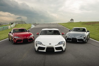 It's a Supra day for sports car fans as the 2020 GR Supra is now on sale.