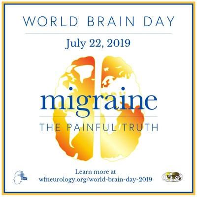 2019 World Brain Day Takes Aim at Migraine