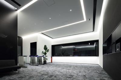 Equinix TY11 IBX Lobby