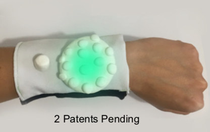BIOFEEDBACK THERAPEUTIC WEARABLE FOR PEOPLE WITH ADHD