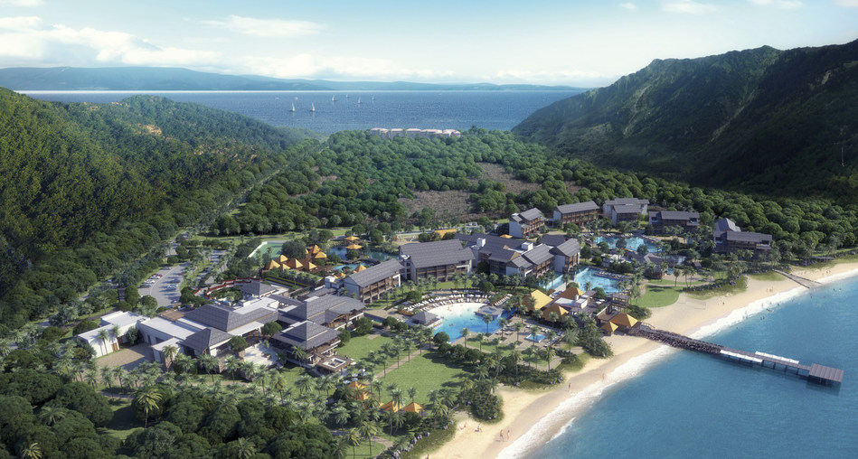Cabrits Resort Kempinski Dominica will open 14 October 2019.