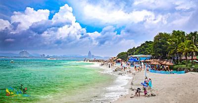 Sanya, China's Tropical Paradise, Hosts Hainan Ocean Sports Season Teen OP Sailing Summer Camp