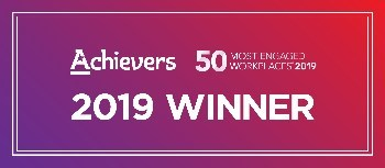Achievers 50 Most Engaged Workplaces (CNW Group/Compass Group Canada)