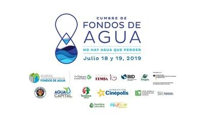 Retan a los distintos sectores a sumarse por el agua en América Latina, lo respaldan con $300 millones de pesos