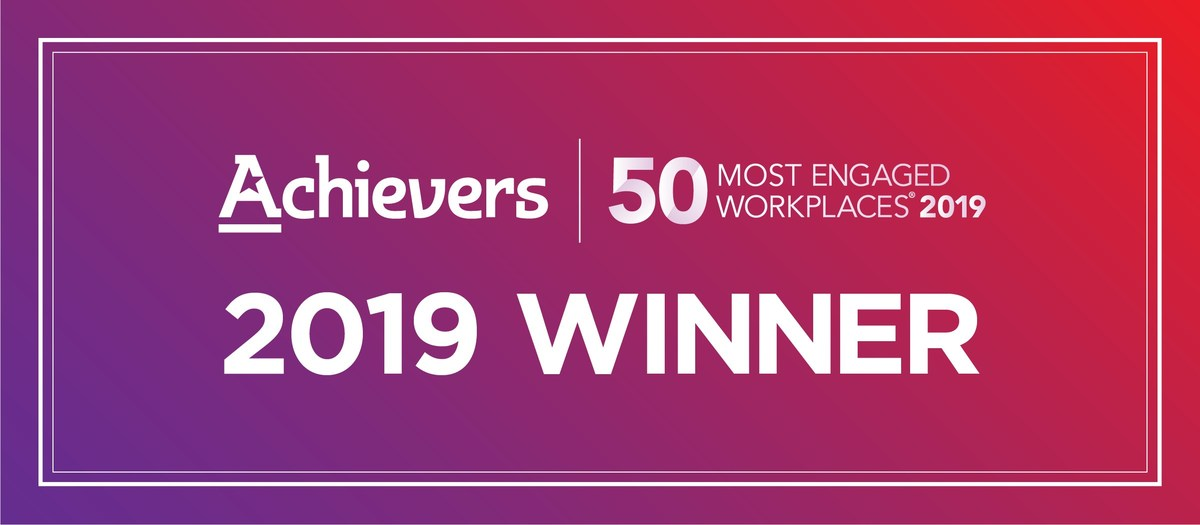 CIBC Mellon recognized as one of the Achievers 50 Most
