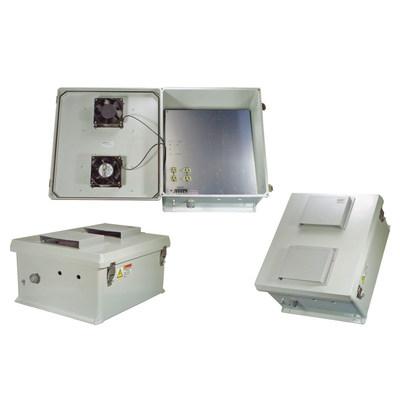 L-com Debuts New UL Listed NEMA-Rated Equipment Enclosures