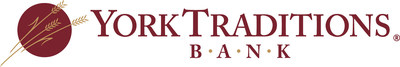 York Traditions Bank logo (PRNewsfoto/York Traditions Bank)