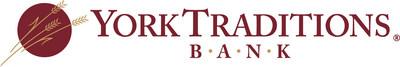 York Traditions Bank logo (PRNewsfoto/York Traditions Bank)