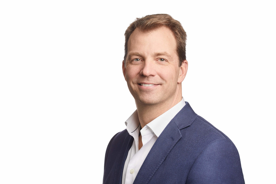 Justin Ferrabee has been appointed as CEO by Mazooma Inc. (CNW Group/Mazooma)