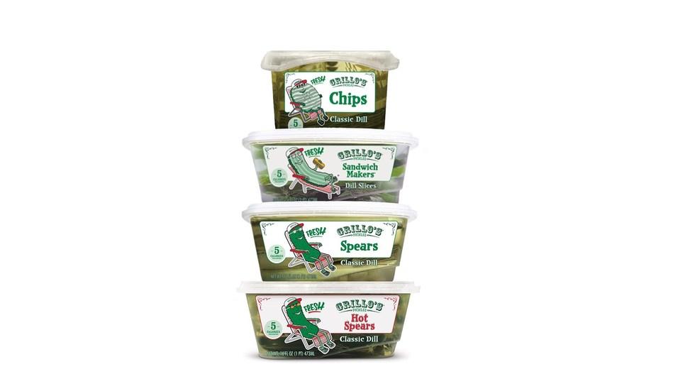 (PRNewsfoto/Grillo's Pickles)