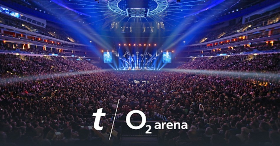 Ticketmaster Signs as Official Ticketing Partner of O2 Arena Prague in Landmark Year for the Venue