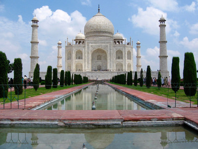 The Taj Mahal. (CNW Group/Air Canada)