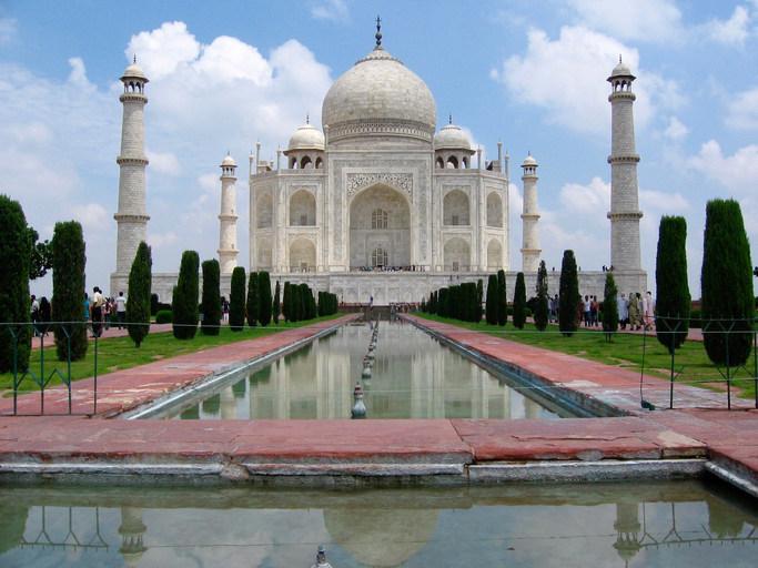 The Taj Mahal. (CNW Group/Air Canada)