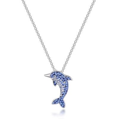 Dolphin pendant by Yiwu Monnai E-commerce Co Ltd (2K31)