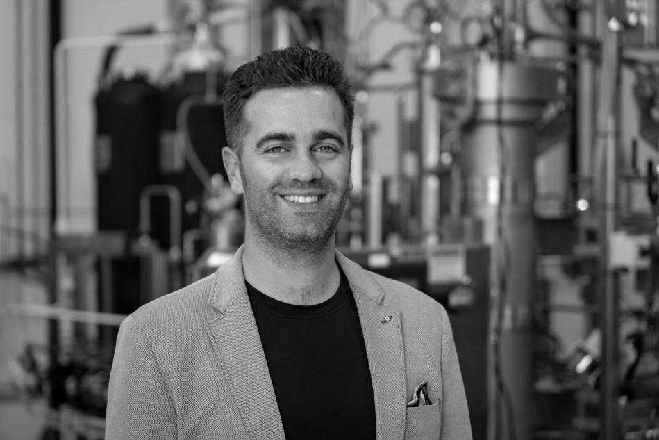 Joel Sherlock, Co-founder & Chairman at Vitalis Extraction Technologies (CNW Group/CANNACHIEFS Media)
