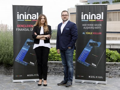 Turkey's Leading New Generation Payments Platform ininal Partners With Visa to Enable Greater Financial Inclusion for Customers