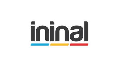 ininal logo (PRNewsfoto/ininal)