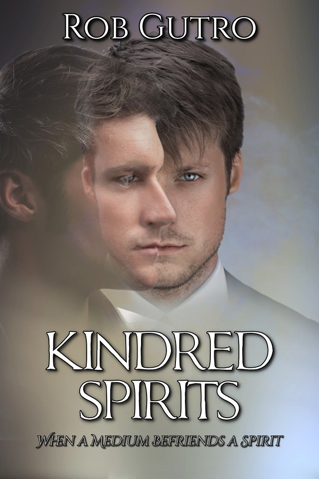 """Cover of """"Kindred Spirits"""" by Rob Gutro, available on Amazon.com Credit: Covers by Lisa"""