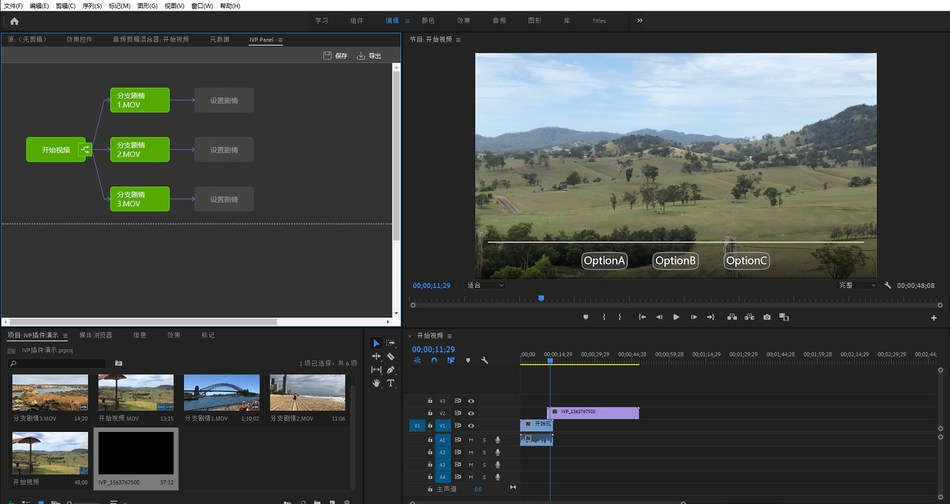 iQIYI Launches Interactive Video Platform Plug-in in Premiere Pro ...
