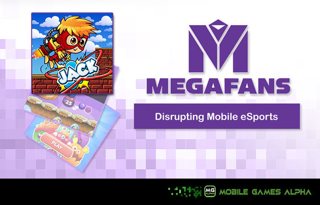 MegaFans, a mobile gaming startup, is on a mission to make the mobile platform a dominant force in eSports. The company has taken a huge stride in achieving this goal with the new release of tournament editions of two of its most popular gaming apps: Jet Jack and Candy Booo Mania. Both games feature the company's premier eSports engine.