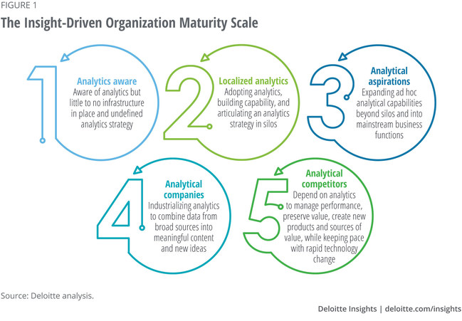 The Insight-Driven Organization Maturity Scale