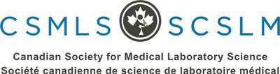 Logo: Canadian Society for Medical Laboratory Science (CNW Group/Canadian Society for Medical Laboratory Science)