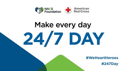 Convenience Store Industry Unites to Say #WeHeartHeroes During Inaugural 24/7 Day with NACS Foundation