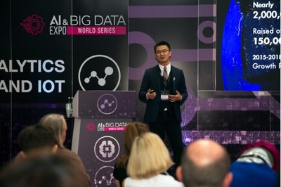 Squirrel AI Learning Attended AI & Big Data Expo Global 2019 in London