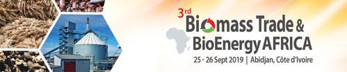 3rd Biomass Trade and BioEnergy Africa (PRNewsfoto/Centre for Management Technolog)