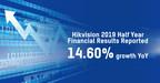 Hikvision anuncia resultados financeiros do primeiro semestre (de janeiro a junho de 2019)