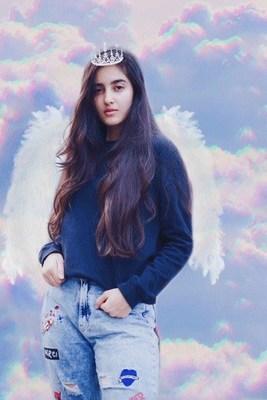 Smart Mode - Angel's Wings effect