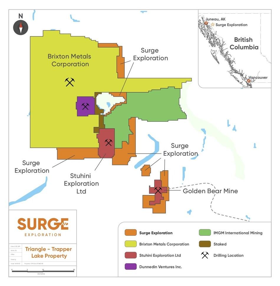 Lake Properties (Golden Triangle / Northwest BC)